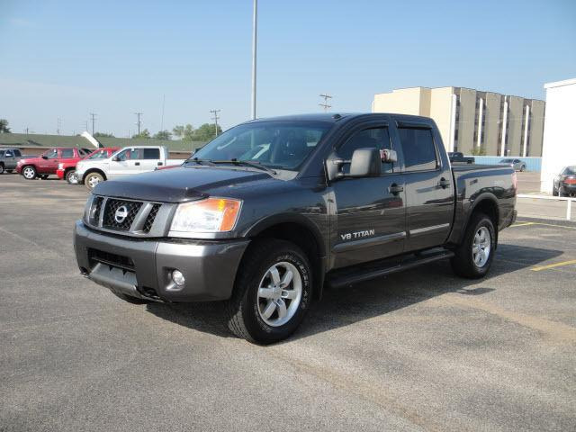 2008 nissan titan pro 4x for sale in ada oklahoma classified. Black Bedroom Furniture Sets. Home Design Ideas