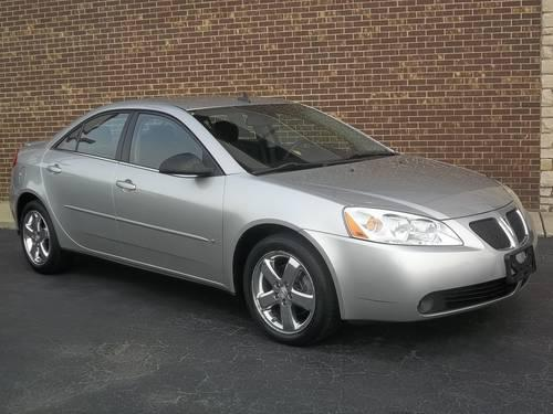 2008 Pontiac G6 Sedan GT for Sale in Bull Valley, Illinois Classified ...