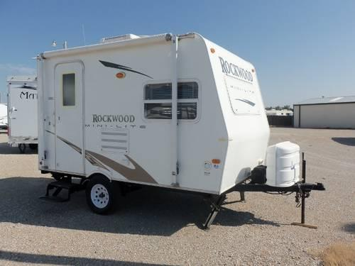 2008 Rockwood - Mini lite1408 - Travel Trailer - 200490 ...