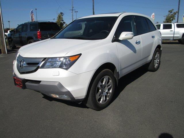 2009 acura mdx sh awd sh awd 4dr suv for sale in spokane washington classified. Black Bedroom Furniture Sets. Home Design Ideas