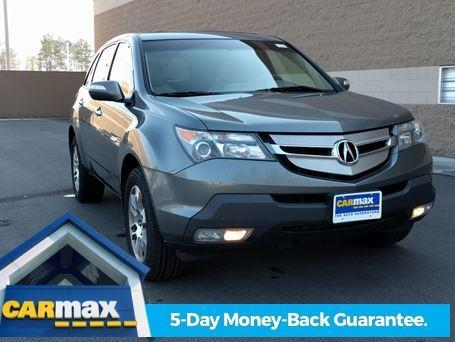2009 acura mdx sh awd w tech sh awd 4dr suv w technology package for sale in raleigh north. Black Bedroom Furniture Sets. Home Design Ideas