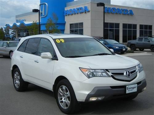2009 acura mdx sport utility for sale in evergreen montana classified. Black Bedroom Furniture Sets. Home Design Ideas