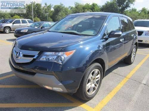 2009 acura mdx suv awd suv for sale in fayetteville arkansas classified. Black Bedroom Furniture Sets. Home Design Ideas