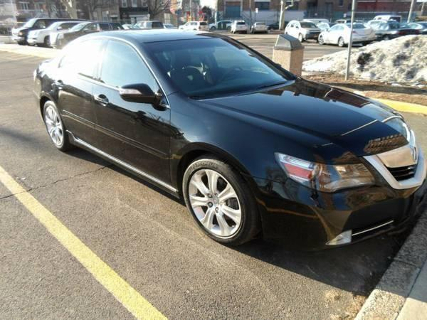 2009 acura rl elite package for sale in brooklyn new. Black Bedroom Furniture Sets. Home Design Ideas