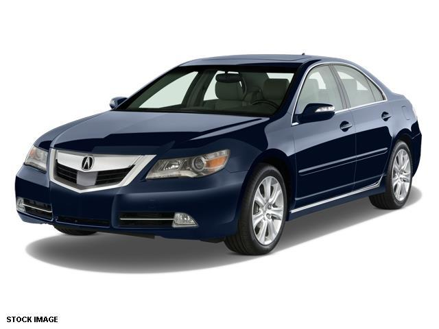 2009 Acura RL SH-AWD w/Tech SH-AWD 4dr Sedan