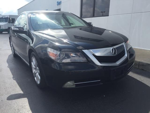 2009 acura rl sh awd w tech sh awd 4dr sedan w technology. Black Bedroom Furniture Sets. Home Design Ideas