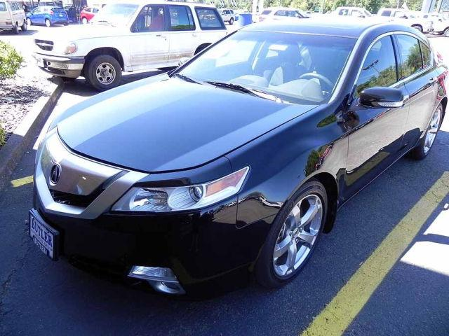 2009 acura tl 3 7 for sale in ashland oregon classified. Black Bedroom Furniture Sets. Home Design Ideas