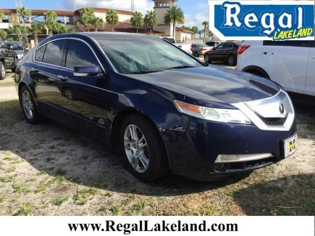 2009 acura tl w tech 4dr sedan w technology package for sale in lakeland florida classified. Black Bedroom Furniture Sets. Home Design Ideas