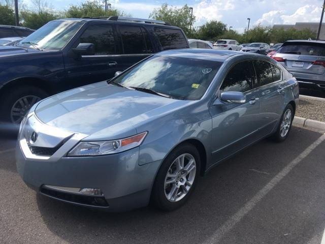 2009 acura tl w tech 4dr sedan w technology package for sale in peoria arizona classified. Black Bedroom Furniture Sets. Home Design Ideas
