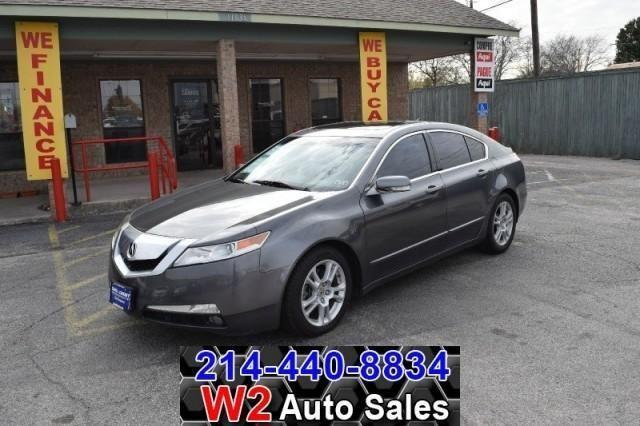 2009 Acura TL We Finance $3500 Down