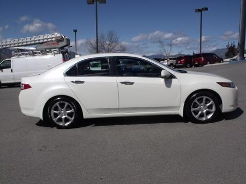2009 acura tsx 4 door sedan for sale in wenatchee washington classified. Black Bedroom Furniture Sets. Home Design Ideas