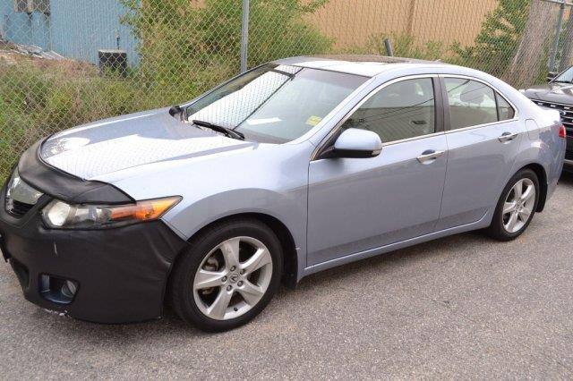 2009 Acura TSX Base 4dr Sedan 5A