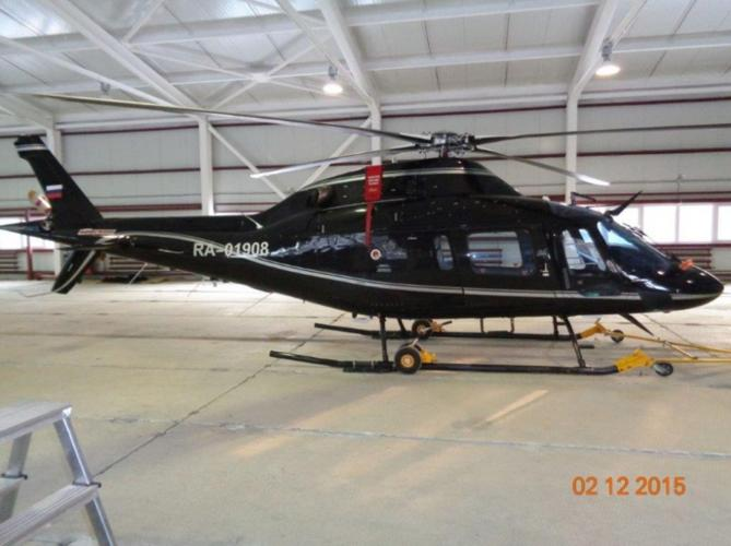2009 Agusta Westmoreland 119 MKII Price On Request