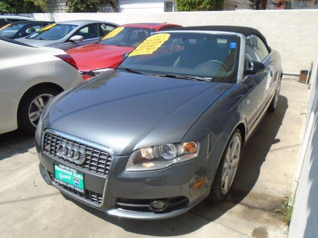 2009 audi a4 2 0t 2 0t 2dr convertible cvt for sale in hawthorne california classified. Black Bedroom Furniture Sets. Home Design Ideas