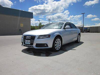 2009 audi a4 2 0t quattro awd premium plus sunroof very clean for sale in springfield. Black Bedroom Furniture Sets. Home Design Ideas
