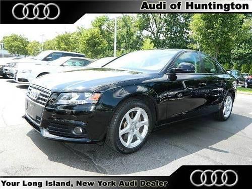 2009 audi a4 2 0t quattro sedan 4d for sale in dix hills new york classified. Black Bedroom Furniture Sets. Home Design Ideas