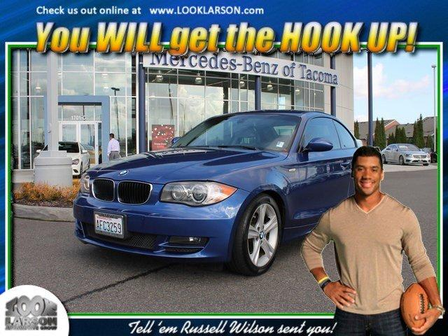 2009 Bmw 128 I Tacoma Wa 2009 Bmw 128 Model I Car For