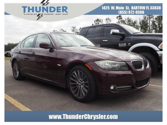 2009 BMW 3 Series 335d 335d 4dr Sedan