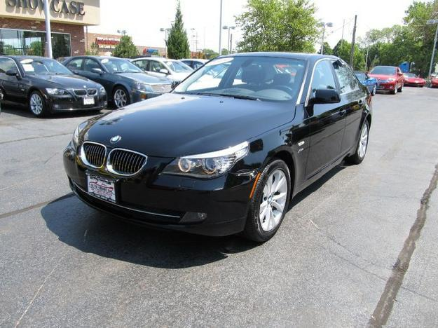 2009 bmw 5 series 4dr sdn 535i xdrive awd for sale in. Black Bedroom Furniture Sets. Home Design Ideas