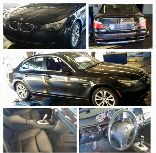 2009 bmw 535i xdrive bad credit no credit working off. Black Bedroom Furniture Sets. Home Design Ideas
