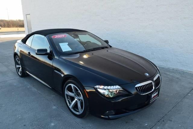 2009 BMW 6 Series 650i 650i 2dr Convertible