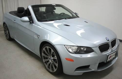 2009 BMW M3 Convertible w/ Navi for Sale in Avenel, New Jersey ...