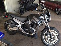 2009 BUELL BLAST MOTORCYCLE - BLACK