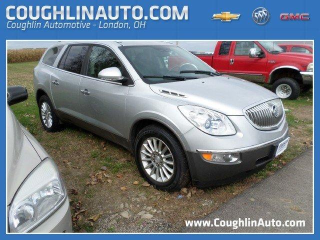 2009 buick enclave cxl london oh for sale in london ohio. Black Bedroom Furniture Sets. Home Design Ideas