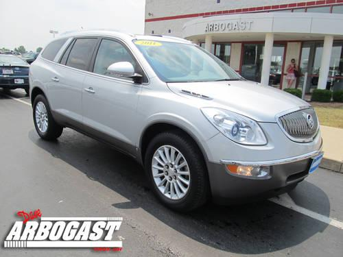 2010 Buick Enclave For Sale >> 2009 Buick Enclave SUV CXL for Sale in Troy, Ohio ...