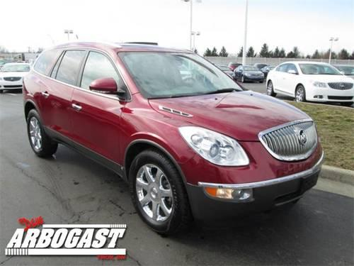 2009 Buick Enclave Suv Cxl For Sale In Troy Ohio