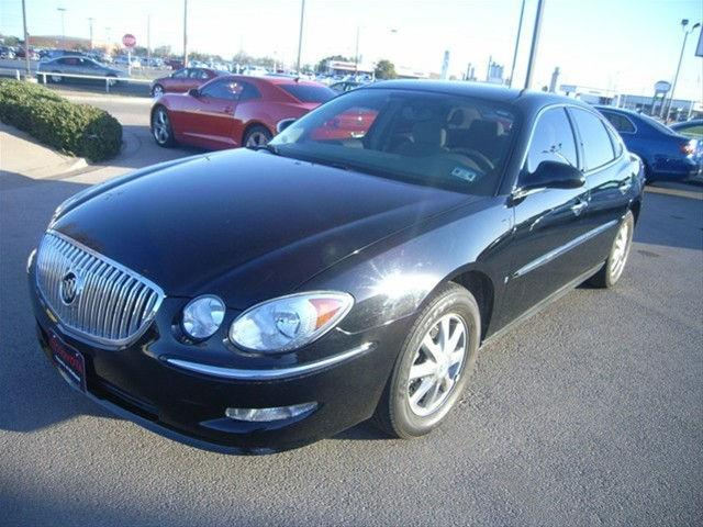 2009 Buick Lacrosse Cx For Sale In Midland Texas