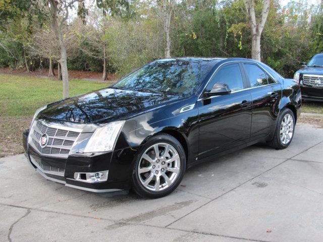 2009 Cadillac CTS 3.6L DI 3.6L DI 4dr Sedan w/ 1SB w/