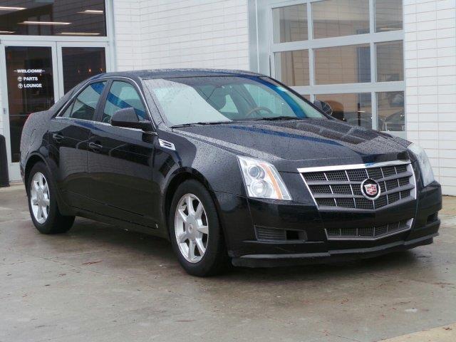 2009 Cadillac CTS 3.6L DI AWD 3.6L DI 4dr Sedan w/ 1SB