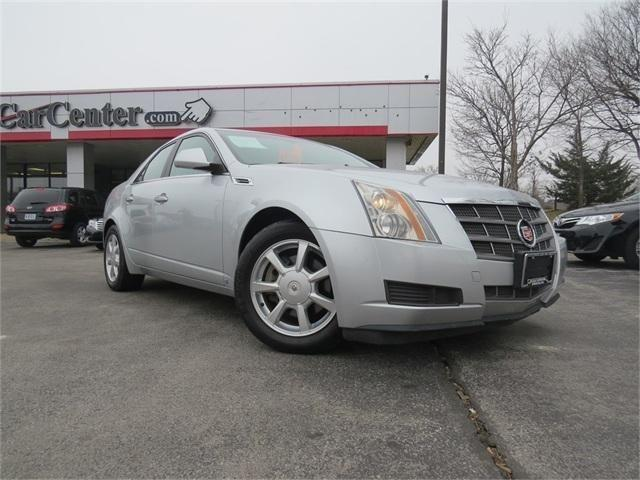 2009 cadillac cts 4d sedan for sale in springfield missouri classified. Black Bedroom Furniture Sets. Home Design Ideas