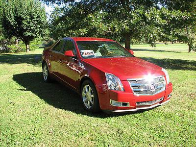 2009 cadillac cts base sedan 4 door 3 6l for sale in. Black Bedroom Furniture Sets. Home Design Ideas