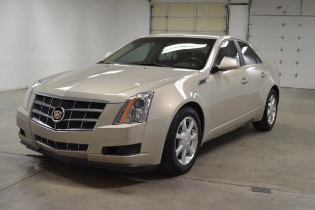 2009 Cadillac Cts Car For Sale In Kellogg Idaho