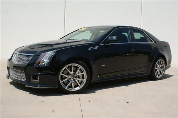 2009 cadillac cts v automatic for sale in palatine illinois classified. Black Bedroom Furniture Sets. Home Design Ideas