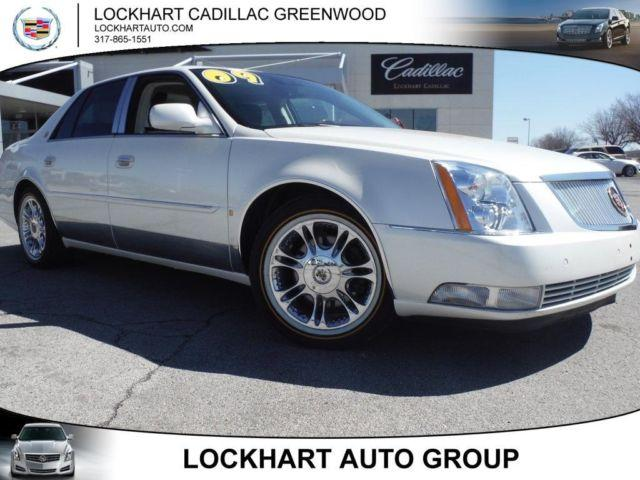 2009 cadillac dts 4d sedan 1se for sale in greenwood. Black Bedroom Furniture Sets. Home Design Ideas