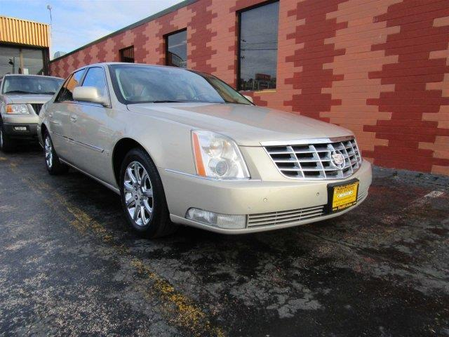 2009 cadillac dts base base 4dr sedan for sale in everett. Black Bedroom Furniture Sets. Home Design Ideas