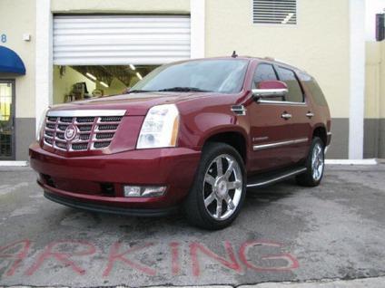 2009 Cadillac Escalade For Sale In Miami Beach Florida