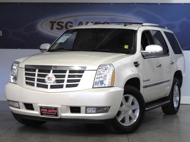 2009 cadillac escalade awd 4dr suv for sale in parker colorado classified. Black Bedroom Furniture Sets. Home Design Ideas