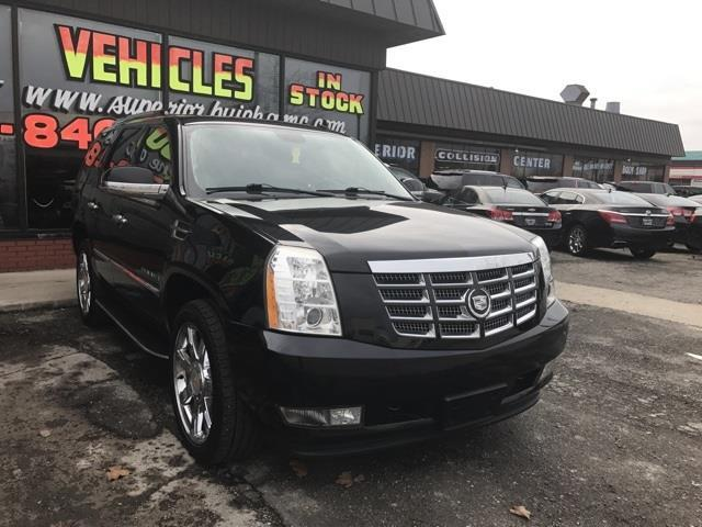 2009 cadillac escalade base awd 4dr suv for sale in dearborn michigan classified. Black Bedroom Furniture Sets. Home Design Ideas