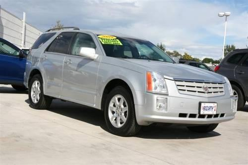 2009 cadillac srx sport utility awd for sale in grand junction colorado classified. Black Bedroom Furniture Sets. Home Design Ideas