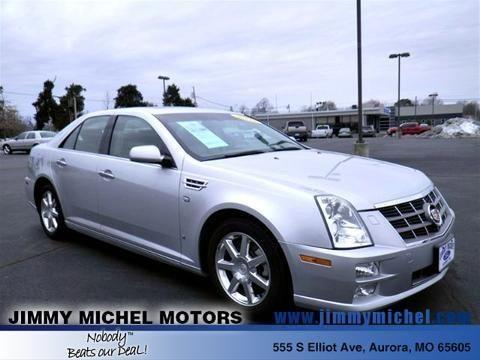 2009 cadillac sts 4 door sedan for sale in aurora for Jimmy michel motors inc