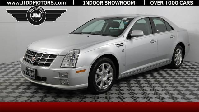 2009 cadillac sts v6 luxury awd v6 luxury 4dr sedan w for Luxury cars chicago jidd motors