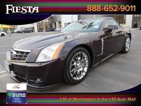 2009 cadillac xlr 2 door convertible for sale in indio california classified. Black Bedroom Furniture Sets. Home Design Ideas