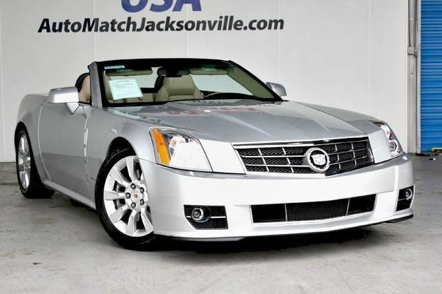 2009 cadillac xlr platinum for sale in jacksonville florida classified. Black Bedroom Furniture Sets. Home Design Ideas
