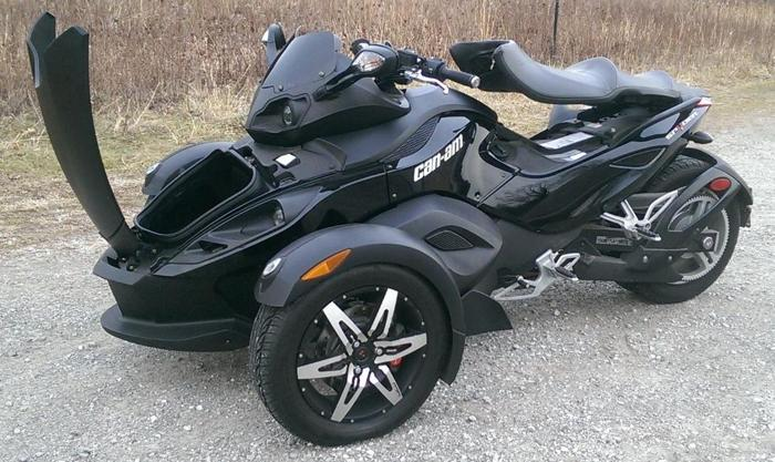 2009 canam spyder at for sale in toledo ohio classified rh toledo oh americanlisted com Can-Am Spyder GS SM5 Can-Am Spyder GS SM5