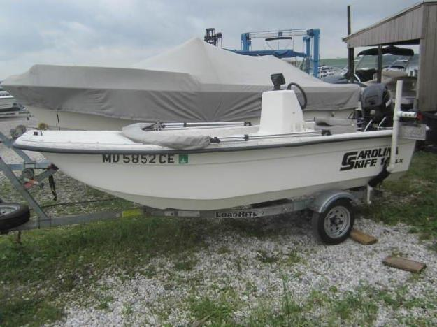 Buy Here Pay Here Md >> 2009 Carolina Skiff DLX 1455 for Sale in Essex, Maryland Classified | AmericanListed.com