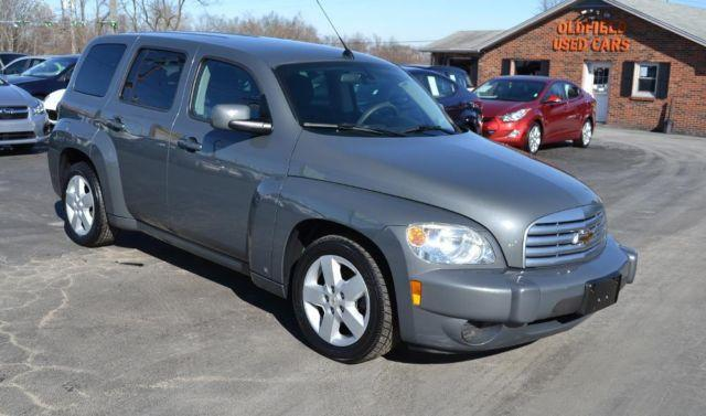 2009 Cherolet Hhr Lt Gray Auto Gas Saver For Sale In